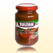 Poza 1 Pasta tomate borcan Sultan 200g