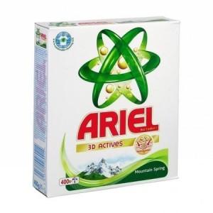 Poza 1 Detergent Manual Ariel 3D Active Mountain Spring Cutie-400g