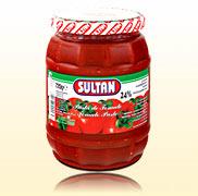 Poza 1 Pasta tomate borcan Sultan 720g