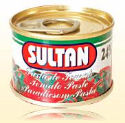 Poza 1 Pasta tomate cutie Sultan 70g