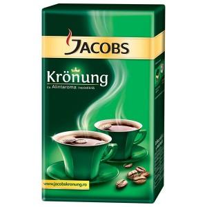 Poza 1 Cafea Jacobs Kronung Prajita Si Macinata 250g