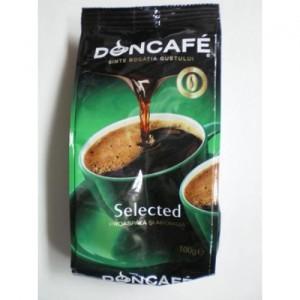 Poza 1 Cafea Doncafe Selected Prajita si Macinata 100g