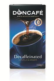 Poza 1 Cafea Doncafe Gold Decofeinizata Prajita si Macinata 250g