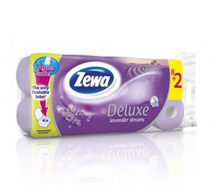 Poza 1 Hartie Igienica Zewa Deluxe Levantica 16 role