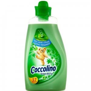 Poza 1 Balsam rufe Coccolino Green Burst 2L