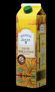 Poza 1 Zahar Semi-rafinat Margaritar 750g