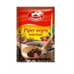 Poza 1 Condiment Piper negru macinat 17g