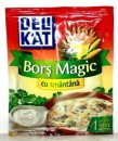 Foto Delikat Bors magic cu smantana 40g