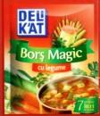 Foto Delikat Bors magic cu legume 40g