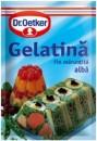 Foto Gelatina fin maruntita Alba Dr. Oetker 10g