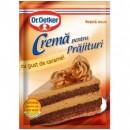 Foto Crema pentru Prajituri cu gust de Caramel Dr. Oetker 55g