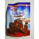 Foto Glazura cu gust de Ciocolata Neagra Dr. Oetker 100g