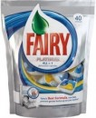 Foto Capsule masina spalat vase Fairy Platinum 40buc