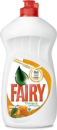 Foto Detergent Lichid Spalat Vase Fairy Portocale si Lemongrass 500ml