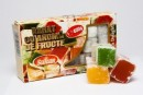 Foto Rahat cu aroma Fructe Sultan 400g
