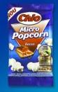 Foto Popcorn Chio Bacon Microunde 80g