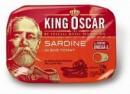 Foto Sardine in Sos Tomat King Oscar 110g
