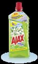 Foto Detergent Suprafete Ajax Floral Fiesta 1L