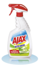 Foto Spray Crema Curatare Bucatarie Ajax 100% Shine 500ml
