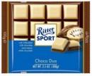 Foto Ciocolata Alba si cu Lapte Ritter Sport Choco Duo 100g