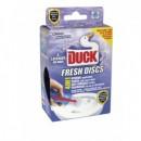 Foto Discuri Gel pentru Toaleta Duck Fresh Discs Lavander 6x6ml