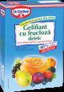 Foto Gelifiant cu Fructoza Dietetic Dr. Oetker