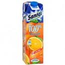 Foto Santal Portocale 100% cutie carton 1L