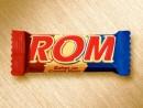 Foto Baton cu crema Rom