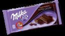 Foto Milka Ciocolata Lapte si continut ridicat de cacao (min.45%) 100g