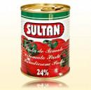 Foto Pasta tomate cutie Sultan 400g