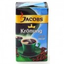 Foto Cafea Jacobs Kronung Decofeinizata Prajita si Macinata 250g